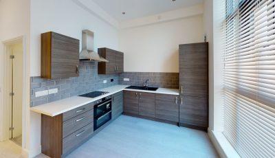 Dunthorne Way – Studio Apartment 3D Model